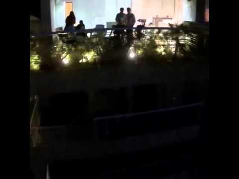 Flying @ night en Caracas / Dji Phantom Vision 2+