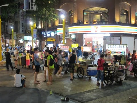 XiMenDing at Night - Taipei/台北
