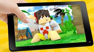 PERDIDO NAS BERMUDAS #1 - NOVA MINI SÉRIE ?! ( Minecraft Pocket Edition )