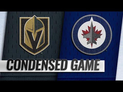 01/15/19 Condensed Game: Golden Knights @ Jets