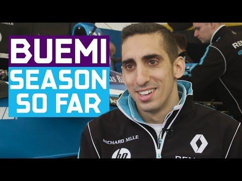 """We've Seen Crazy Things!"" - Sebastien Buemi On His Season So Far | ABB FIA Formula E Championship"
