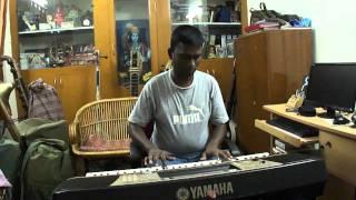 N.Nagendran playing keyboard working in elementk india pvt.ltd [niit]guindy chennai