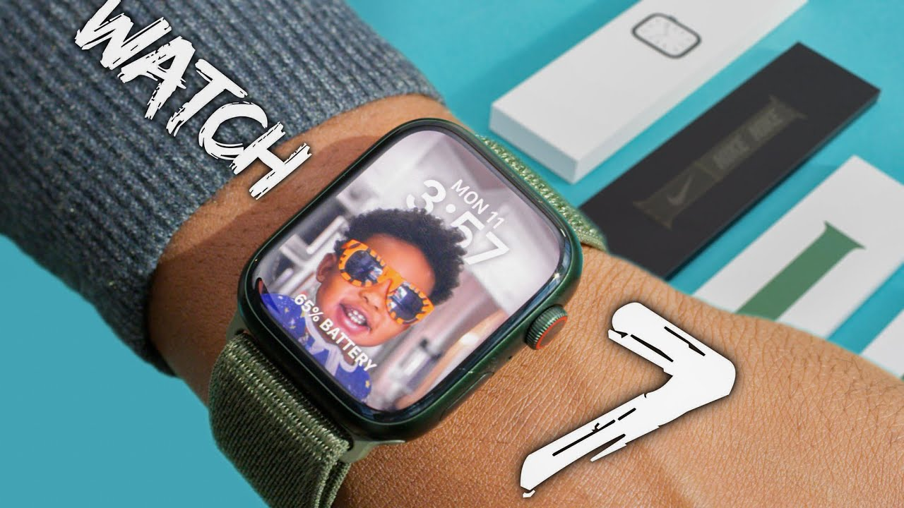 Download Apple Watch Series 7 Unboxing & Hands On!
