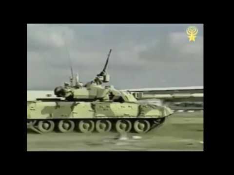 Дрифт Танка  Т- 80 УД