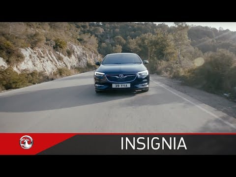 Daily Express Review 2 | New Insignia | Vauxhall