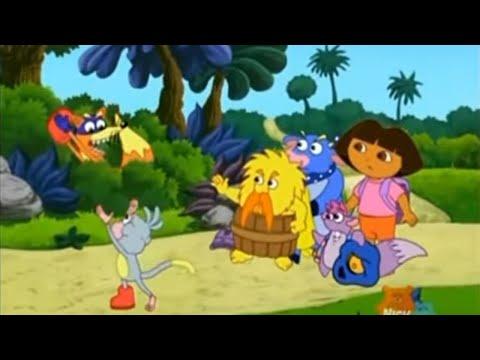 "Download Dora The Explorer Swiper ""Your Too Late"" Compilation Season 3"