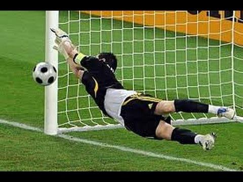 Best Goalkeeper Saves In Football