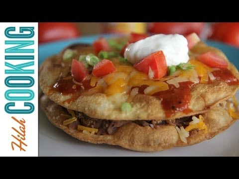 How to Make Taco Bell Mexican Pizza! Hilah Cooking