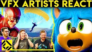 Download VFX Artists React to Bad & Great CGi 14 Mp3 and Videos