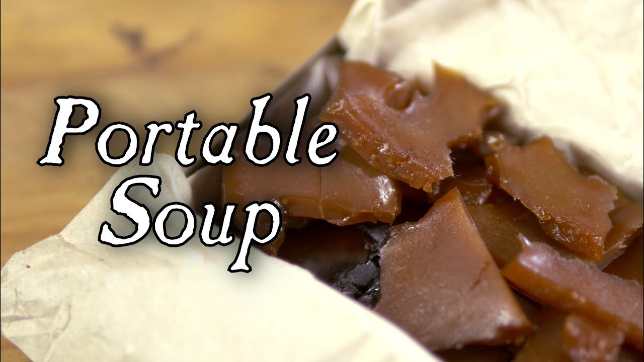 how to make a soup without broth