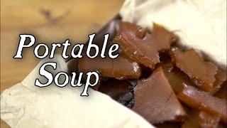 Easiest Way to Mąke Portable Soup