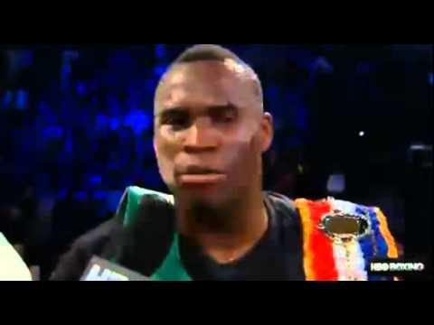 Adonis Stevenson KO Tony Bellew Post fight Interview Max Kellerman