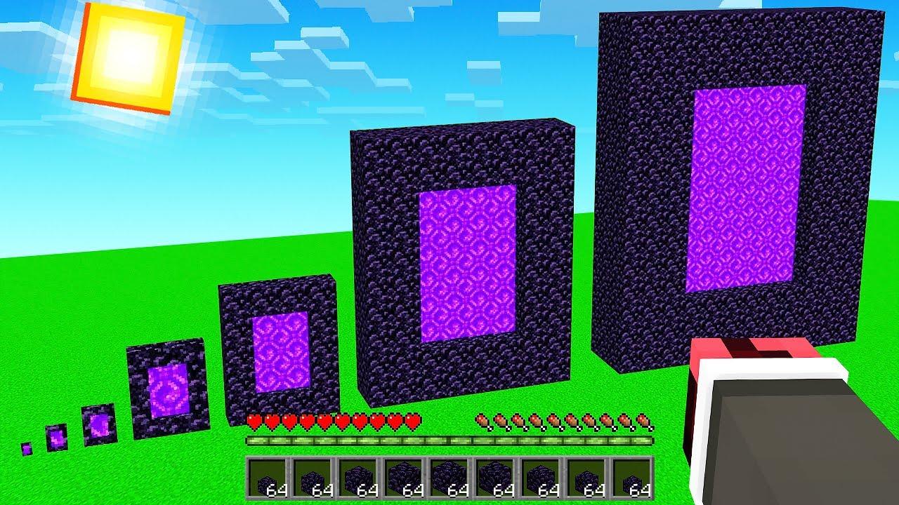 Download FERİTED VS PORTALLAR 🌀 - Minecraft