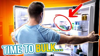 I Want To Grow, Here Is My Plan (First Bulk In Over 6 Years!) | THE NUCLEI OVERLOAD EXPERIMENT #1