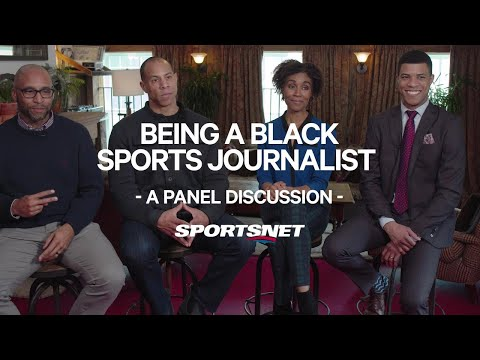 Being a Black Sports Journalist