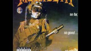Megadeth- Into The Lungs Of Hell [HQ]