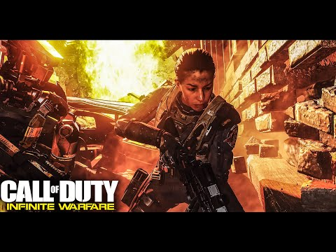 Geneva Convention Under Attack - Call of Duty Infinite Warfare - 4K