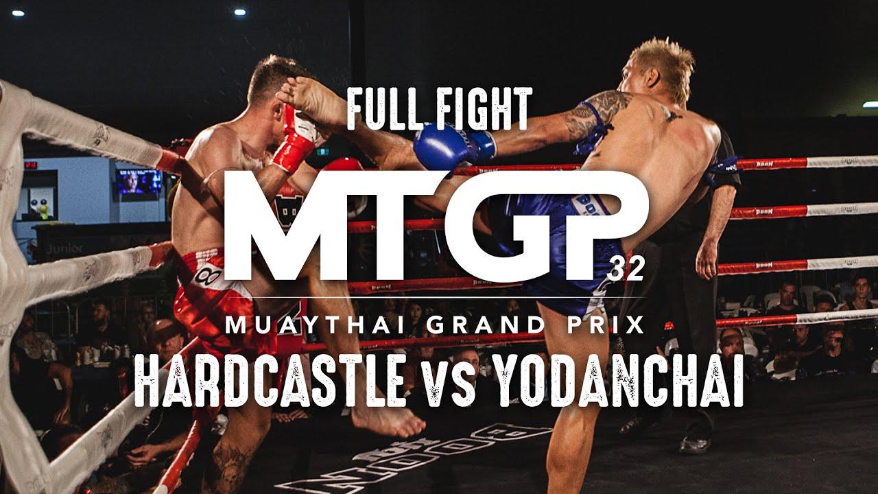 MTGP32   Perth: Tyler Hardcastle vs Yodanchai