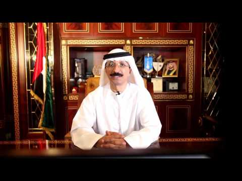 Chairman Message - Dubai Customs Website revamp 2015