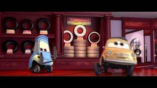Luigi Tells You What White Wall Tires Say