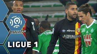 AS Saint-Etienne - RC Lens (3-3)  - Résumé - (ASSE - RCL) / 2014-15