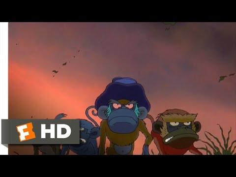 The Rugrats Movie (9/10) Movie CLIP - Monkey Invasion (1998) HD
