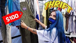 MI PRIMER Y ULTIMO HAUL DE ROPA *thrift shop*