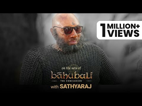 Sathyaraj | FaceTime | Baahubali: The Conclusion | Film Companion