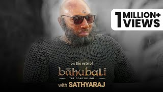 Sathyaraj Interview | FaceTime | Baahubali 2: The Conclusion | Film Companion