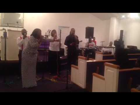 Sounds of Worship. S.O.W. Rejoice America Radio Concert Greenville, North Carolina