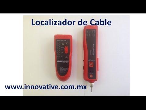 Localizador de Cable