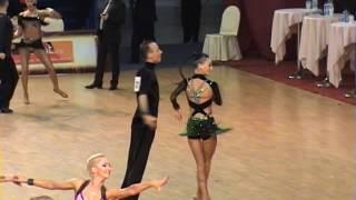 Shishov Pavel - Kharitonova Victoria, Rumba, 1/2 STSR Ranking Am. Latin, Latin Kvartal Cup - 2015