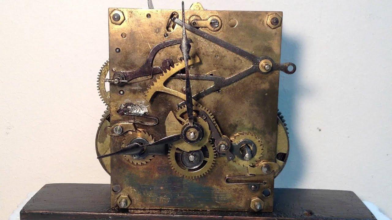 a061c9652667 maquinaria de reloj con soneria