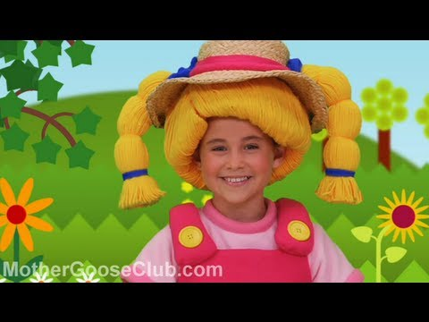 Mary Mary Quite Contrary - Mother Goose Club Songs for Children