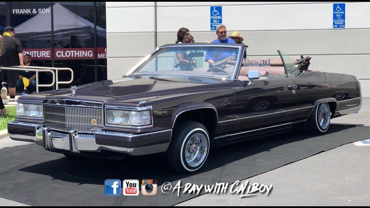 Cadillac Fest 2018 Youtube