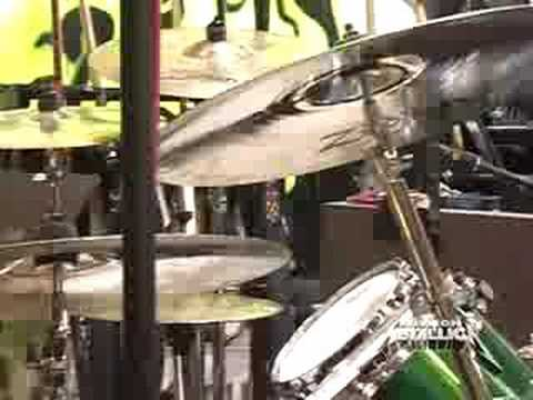 Mission Metallica: Fly on the Wall Clip (August 28, 2008)