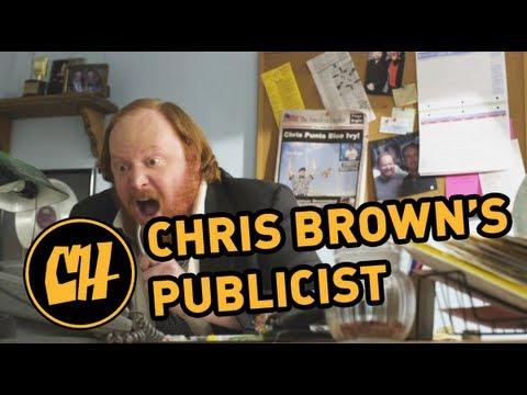Chris Brown's Publicist