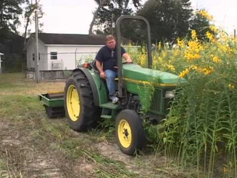 Organic Vegetable Production - Cover Crop Termination