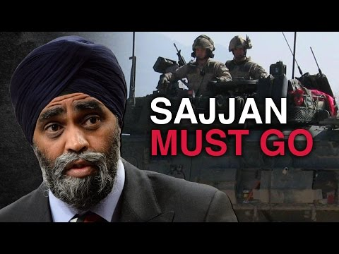 Canada's Defence Minister lies about his war record