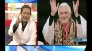 Profecias Reinaldo dos Santos Colombia parte 7 de 7