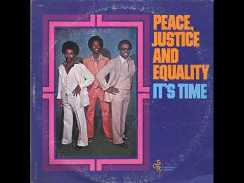 Peace, Justice & Equality - Of All The Hearts