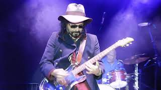 Mike Campbell....Dirty Knobs....You Wreck Me....5/18/19....Hootenanny Festival....Calabasas, CA
