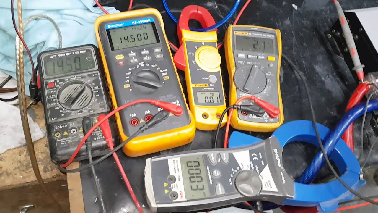 Test de potencia y eficiencia amplificador soundigital