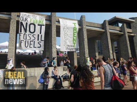 University of Toronto Student Group Petitions For Divestment From Fossil Fuels
