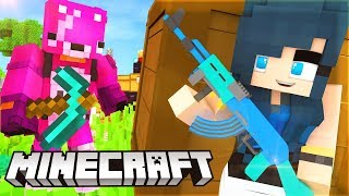 FORTNITE BATTLE ROYALE IN MINECRAFT!