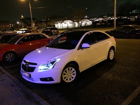 Chevrolet Cruze Тюнинг