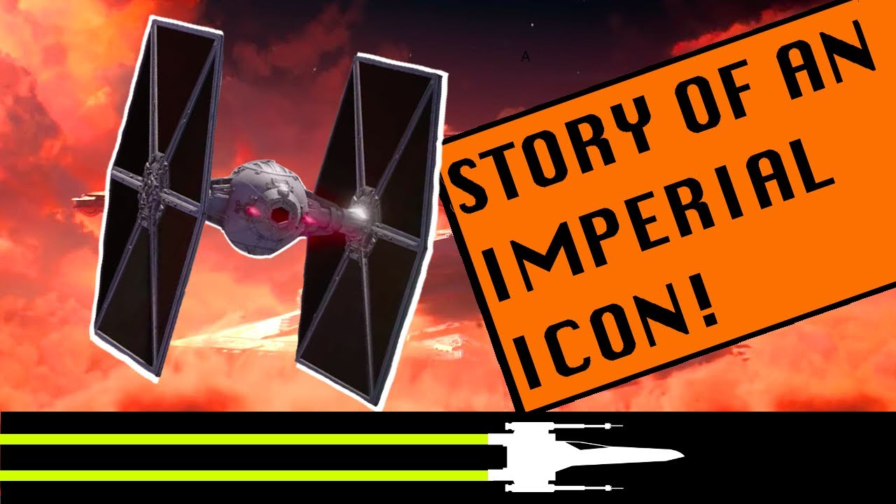 History of the TIE Fighter, An Imperial Icon | Star Wars Squadrons Lore