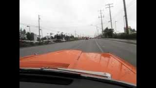 1964 Thunderbird Test Drive