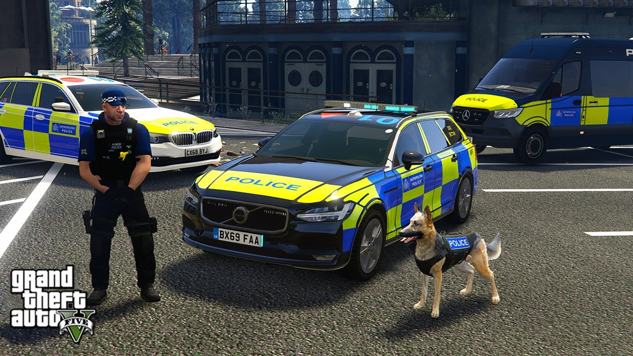 NEW DOG UNIT! (GTA 5 LSPDFR Mod #308)