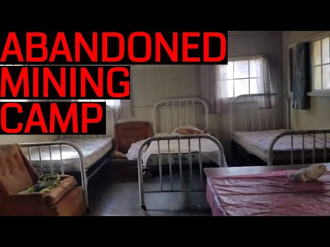 Secret Restored Abandoned Mining Camp